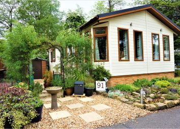 Thumbnail 2 bed mobile/park home for sale in Edisford Road, Clitheroe