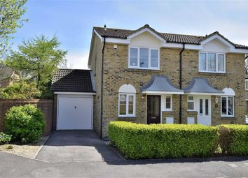 Thumbnail 2 bed semi-detached house to rent in Deer Park Close, New Milton