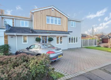 Thumbnail 4 bed semi-detached house for sale in Symons Avenue, Leigh-On-Sea