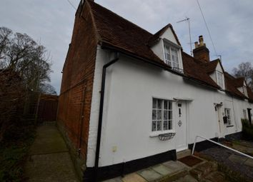 Thumbnail 2 bed cottage to rent in Lexden Road, Colchester