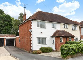 Thumbnail 3 bed semi-detached house for sale in Old Pasture Road, Frimley, Surrey