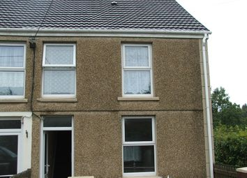 Thumbnail 3 bed end terrace house to rent in Gate Road, Penygroes