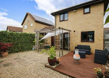 Thumbnail 3 bed detached house for sale in Chevalier Grove, Crownhill, Milton Keynes, Bucks