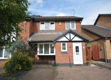 Thumbnail 3 bed semi-detached house for sale in Abbott Clough Close, Blackburn