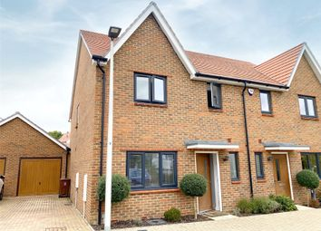 3 bed semi-detached house for sale in Ambler Drive, Arborfield Green, Reading, Berkshire RG2