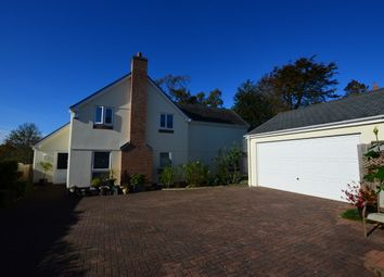 Thumbnail 4 bed detached house for sale in Blakes Hill Road, Landkey, Barnstaple