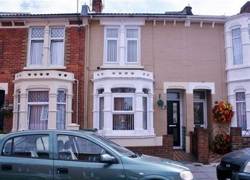 Thumbnail 3 bed terraced house for sale in Epworth Road, Copnor, Portsmouth, Hampshire