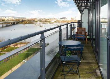 2 bed flat for sale in Douglas House, Ferry Court, Cardiff, Caerdydd CF11