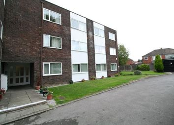 Thumbnail 2 bed flat for sale in Danefield Court, 199 Wilmslow Road, Cheadle, Cheshire