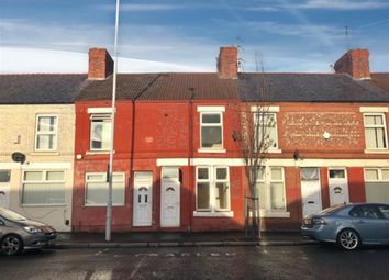 Thumbnail 2 bed terraced house for sale in St. James Road, Birkenhead