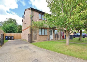 Thumbnail 3 bedroom semi-detached house to rent in Brickhills, Willingham, Cambridge