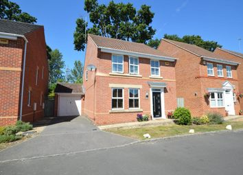 Thumbnail 3 bed detached house for sale in Bentley Drive, Arborfield