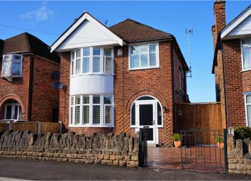 Thumbnail 3 bed detached house for sale in Kingswood Road, Nottingham