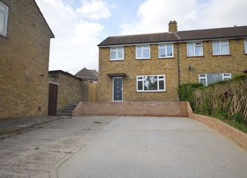 Thumbnail 3 bed semi-detached house for sale in Warwick Road, Canterbury