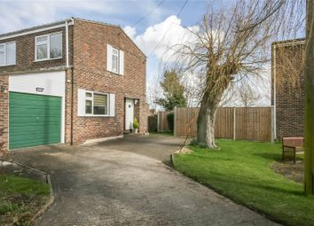 Thumbnail 4 bed detached house for sale in Christmas Lane, High Halstow, Kent