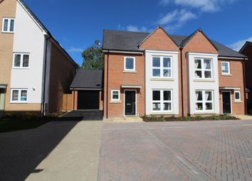 Thumbnail 4 bedroom semi-detached house for sale in Anderson Drive, Peterborough