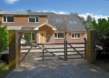 Thumbnail 5 bedroom semi-detached house for sale in Padworth Common, Reading