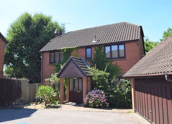 Thumbnail 4 bed detached house to rent in Burley Close, Chandlers Ford, Eastleigh, Hampshire