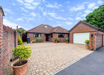 Thumbnail 3 bed detached bungalow for sale in Knights Close, Warsash, Southampton
