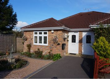 Thumbnail 1 bed semi-detached bungalow for sale in Curtis Road, Poole