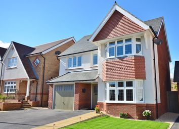 Thumbnail 4 bed detached house for sale in Upland Drive, Trelewis
