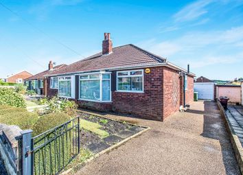 Thumbnail 2 bed bungalow for sale in Temple Grove, Leeds
