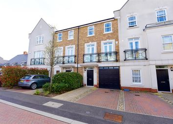 Thumbnail 4 bed town house to rent in Mendez Way, Queen Mary's Development, Putney