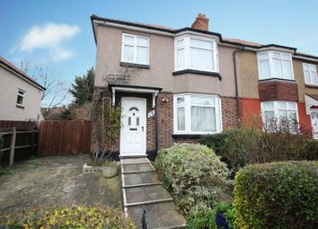Thumbnail 3 bed semi-detached house for sale in Selworthy Road, London, Greater London