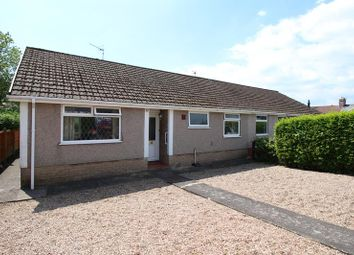 Thumbnail 2 bed semi-detached bungalow for sale in Maes Gwyn, Caerphilly