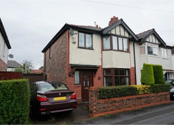 Thumbnail 3 bed semi-detached house for sale in Knutsford Road, Warrington