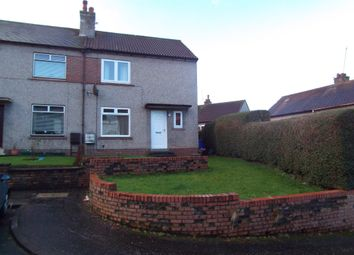 Thumbnail 2 bed semi-detached house for sale in 2 Solway Place, Kilmarnock