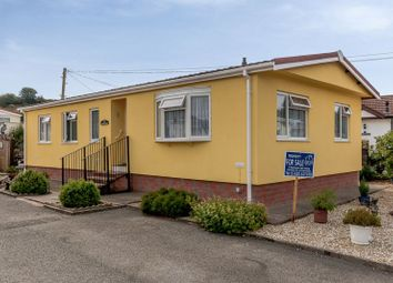 Thumbnail 3 bed bungalow for sale in Mill On The Mole Residential Park, South Molton