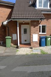 Thumbnail 1 bed terraced house to rent in Beaconside Close, Stafford