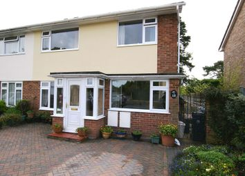Thumbnail 4 bed semi-detached house for sale in Ralph Road, Corfe Mullen, Wimborne