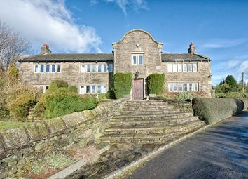 Thumbnail 4 bed detached house for sale in Knott Hill Lane, Delph, Saddleworth, Greater Manchester