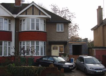 Thumbnail 1 bed flat to rent in North Harrow, Middlesex
