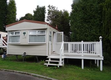 Thumbnail 2 bedroom mobile/park home for sale in Harolds Way, St Columb