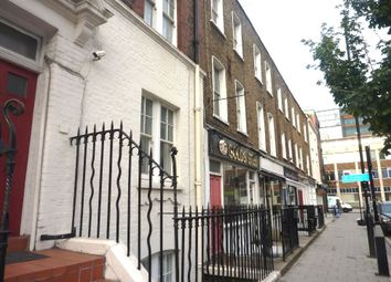 Thumbnail 1 bed flat to rent in Bell Street, London