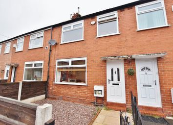 Thumbnail 3 bed terraced house for sale in Harrison Street, Eccles, Manchester