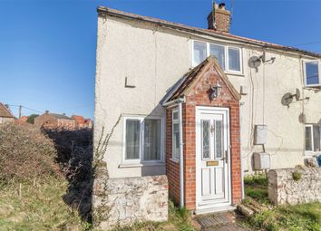 Thumbnail 3 bed semi-detached house for sale in Horns Row, Hempton, Fakenham