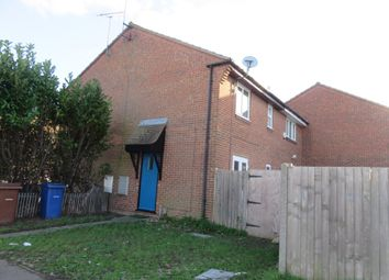 Thumbnail 1 bed end terrace house for sale in Kipling Ave, Tilbury