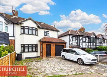 4 bed semi-detached house for sale in Farm Way, Buckhurst Hill, Essex IG9