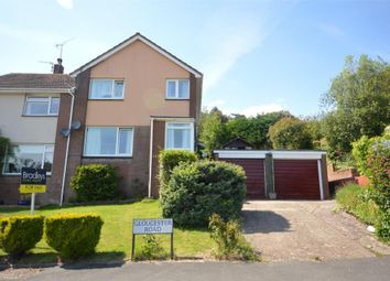 Thumbnail 3 bed semi-detached house for sale in Gloucester Road, Exeter, Devon