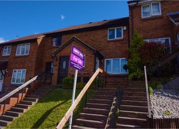Thumbnail 2 bed terraced house for sale in Bilsington Close, Chatham