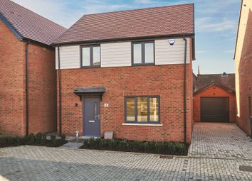Thumbnail 3 bed detached house for sale in Appletree Close, Off Barker Lane, Aston Clinton