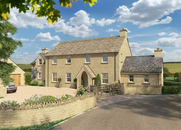 Thumbnail 5 bed detached house for sale in Boscombe Lane, Horsley, Stroud