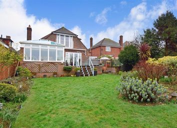 Thumbnail 4 bed bungalow for sale in Hayling Rise, High Salvington, Worthing, West Sussex