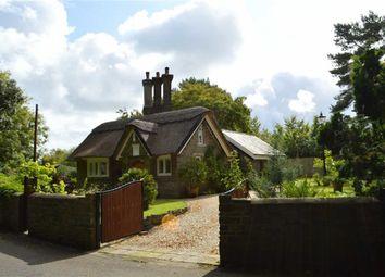 Thumbnail 2 bedroom detached house for sale in Singleton Park, Swansea