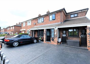Thumbnail 6 bed semi-detached house for sale in Walnut Road, Eccles, Manchester