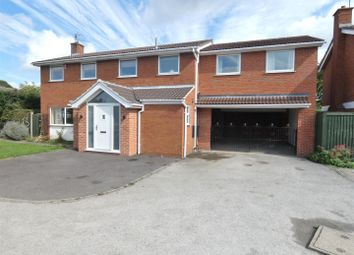 Thumbnail 5 bed detached house for sale in Cheviot Road, Long Eaton, Nottingham